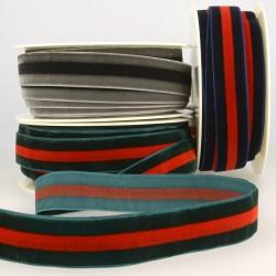 Velours stripes