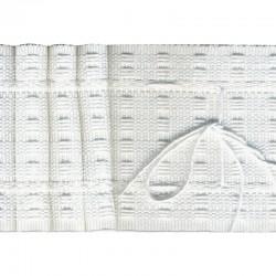 Multipoches auto2cordons Blanc -