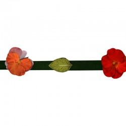 Guirlande fleurs