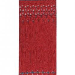 Frange coton 100 mm
