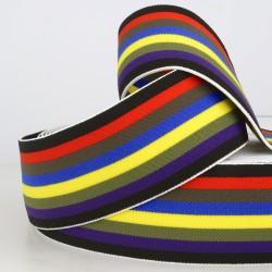 Elastique stripe Multi -