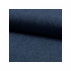 Tissu Chemisier Jeans Bleu