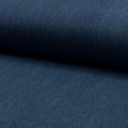 Tissu Jeans Extensible Bleu