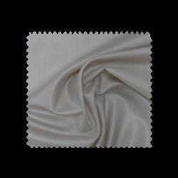Tissu Doublure Toscane Antistatique Uni Ecru