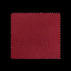 Tissu Cubex Lurex Enduit Rouge