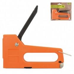 Agrafeuse plastique Orange -