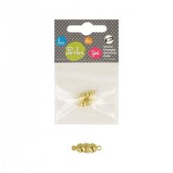 Fermoir magnet 15x6mm *2