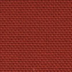 Tissu Diabolo Terracotta
