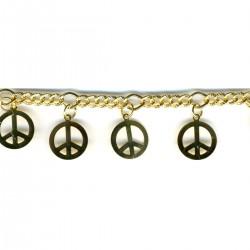 Sequins peace & love