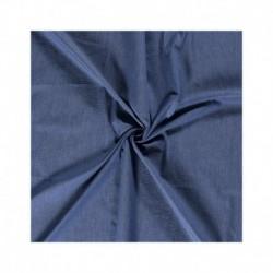 Tissu Jeans Uni Indigo