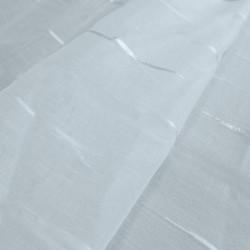Tissu Orion Lurex Blanc