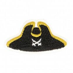 Ecusson chapeau marin - Pirate