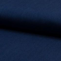 Tissu Chambrai Bleu Foncé