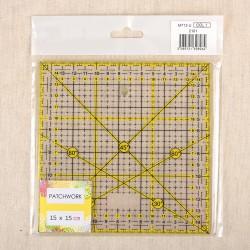 Règle patchwork cm
