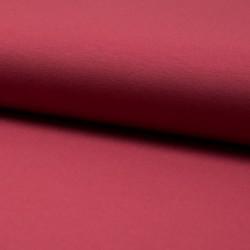 Tissu Jersey Luxe Uni Marsala
