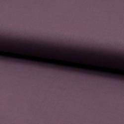 Tissu Voile de Coton Toucher Soie Mauve